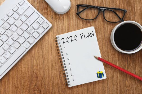 A 2020 plan background