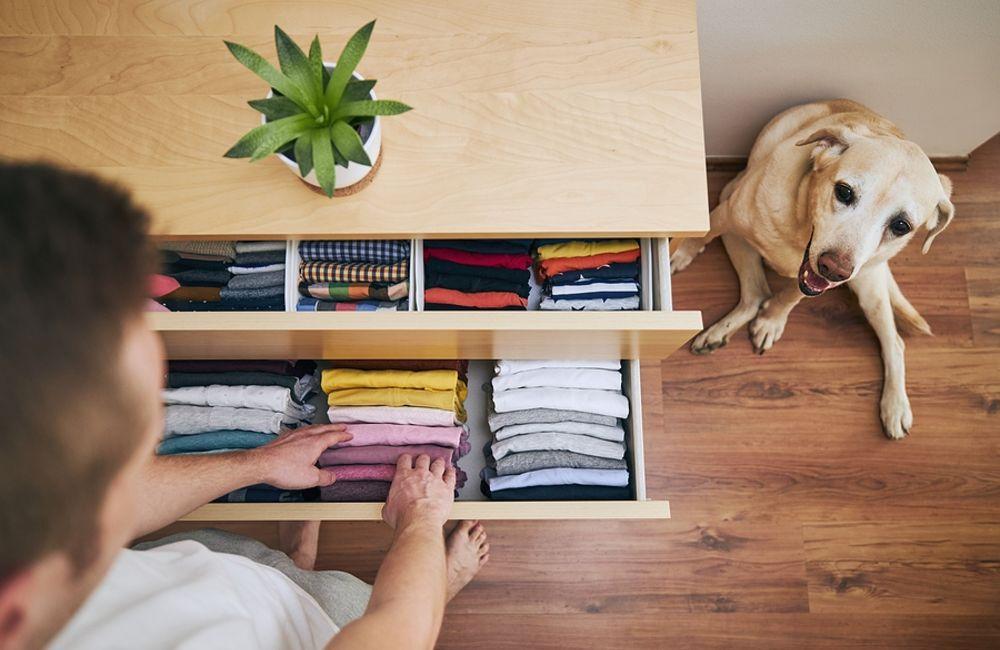 Marie Kondo Rules for Organization
