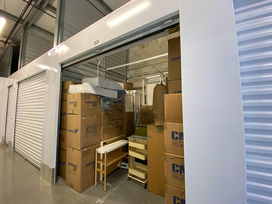 Self Storage Auctions this December in Baltimore