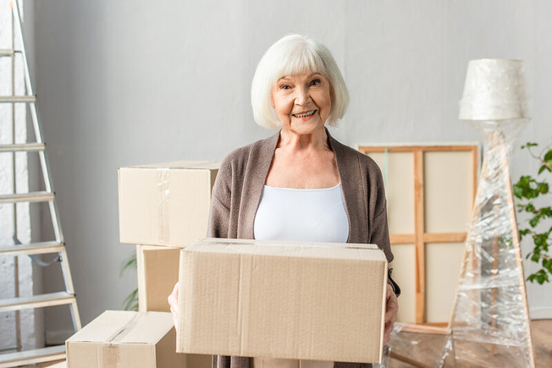 Living with Aging Parents