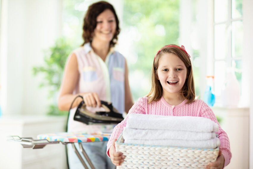 How to Teach Your Child to Clean Up After Themselves